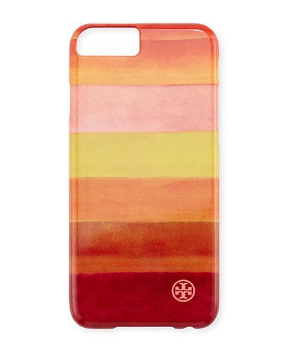 Block-T Degrade Printed Hardshell iPhone® 6 Case, Brilliant Red