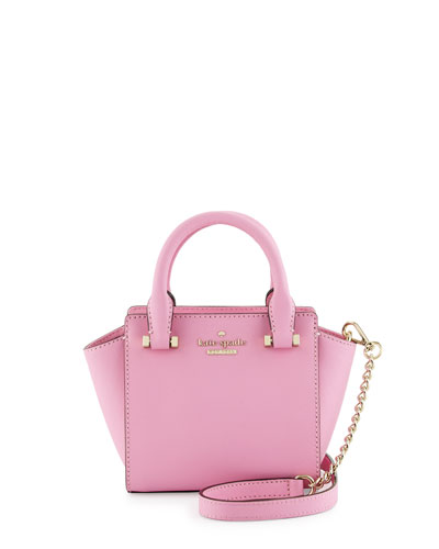 cedar street hayden mini crossbody bag, tulip pink