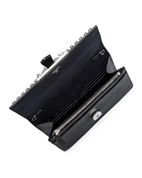 Karlito Wallet-on-Chain, Black Multi