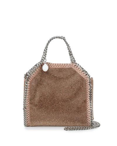 Tiny Bella Shoulder Bag, Powder