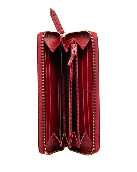 Tian GG Supreme Zip Wallet, Multi