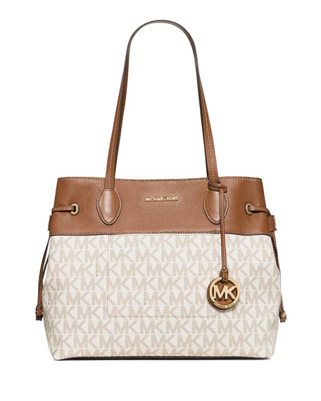 MICHAEL Michael Kors Marina Large East-West Drawstring Tote