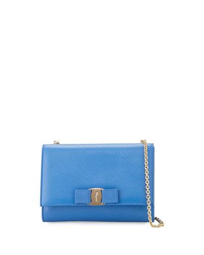Miss Vara Mini Bag, Blue Indien