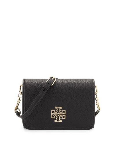 Britten Combo Crossbody Bag, Black