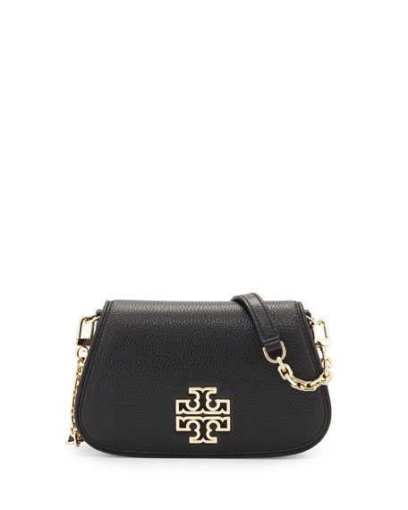 Tory Burch Britten Mini Clutch/Crossbody Bag, Black
