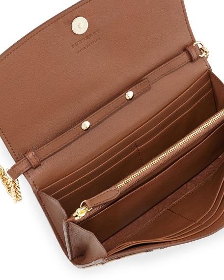 Horseferry Henley Crossbody Bag, Tan