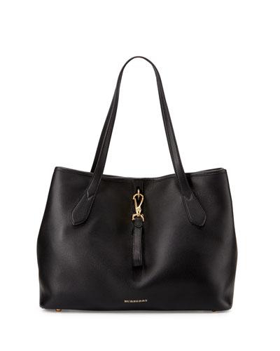 Honeybrook Medium Derby Tote Bag, Black