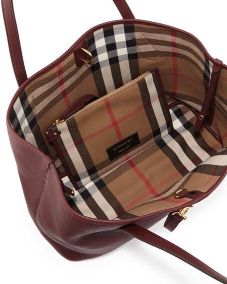 Honeybrook Medium Derby Tote Bag, Mahogany Red