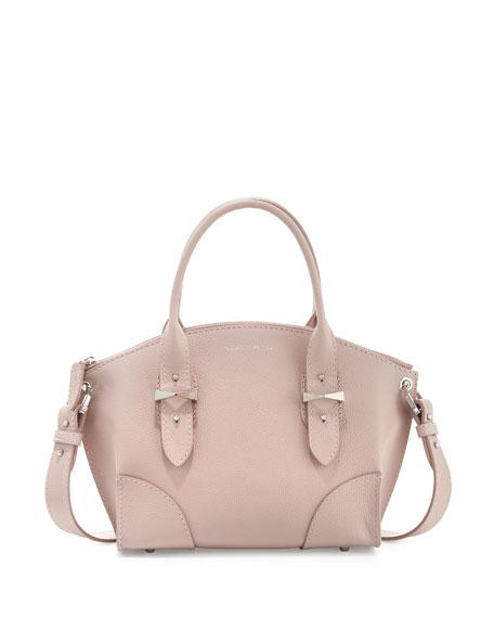 Alexander McQueen Legend Small Tote Bag, Patchouli