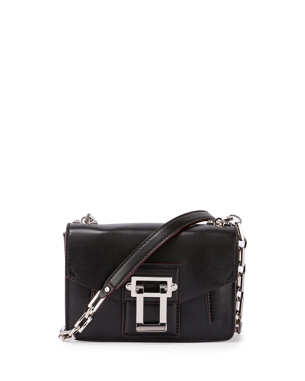 fcdc900b6b5c Proenza Schouler Hava Smooth Leather Crossbody Bag