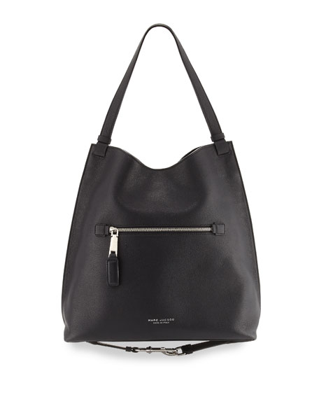 Marc Jacobs The Waverly Large Hobo Bag, Black