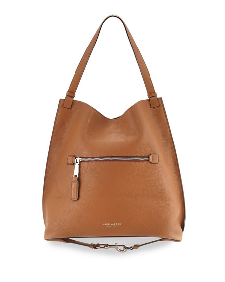 Marc Jacobs The Waverly Large Hobo Bag, Camel