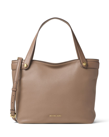 MICHAEL Michael Kors Hyland Medium Convertible Tote Bag,