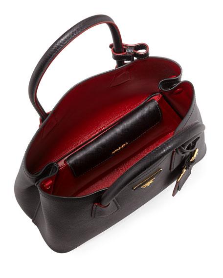 Prada Bags Black And Red