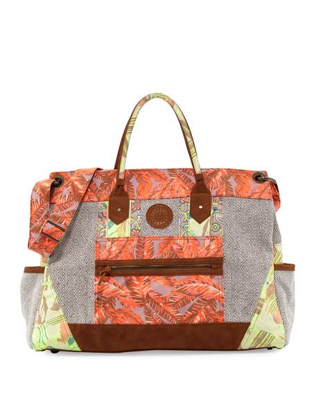 Maaji Multi-Print Weekender Bag