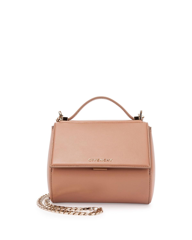 c57179bdab Givenchy Pandora Box Mini Chain Shoulder Bag
