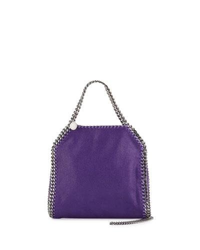 Falabella Mini Tote Bag, Purple