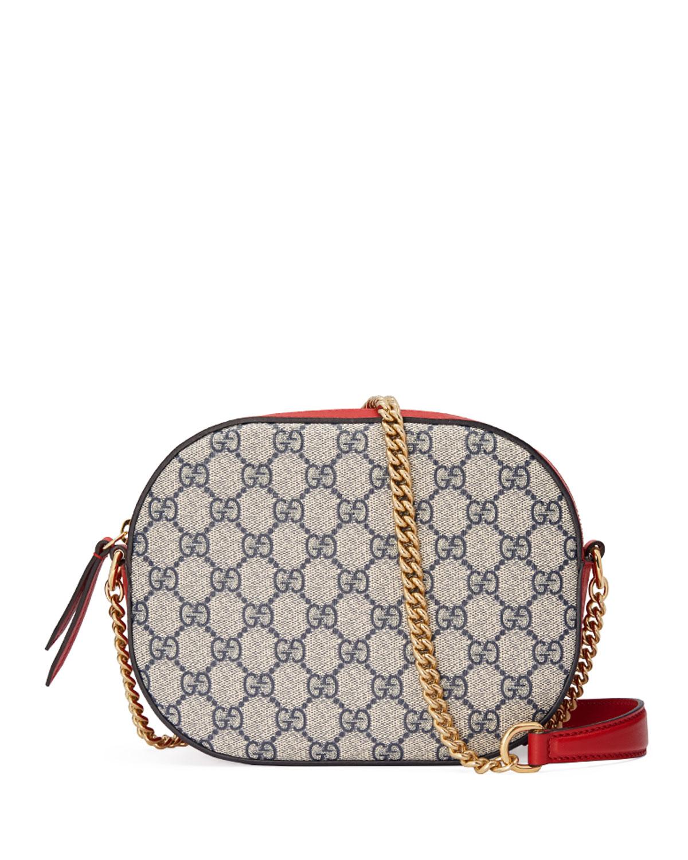 015648af18df Gucci GG Supreme Mini Chain Bag