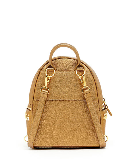 Stark Kristal X-Mini Embellished Backpack