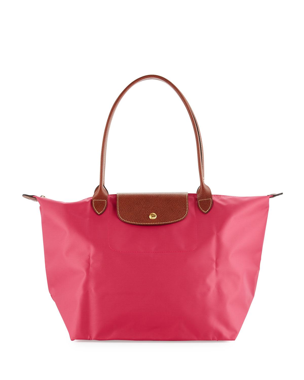 0978d94d7223 Longchamp Le Pliage Large Shoulder Tote Bag