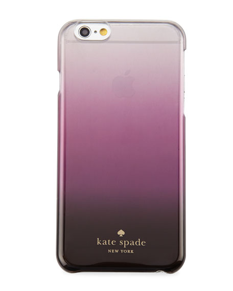 ombre iPhone® 6/6s case, purple