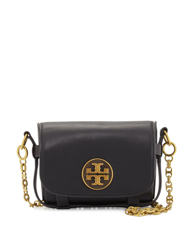 b6efcbc38e8 Tory Burch Alastair Small Leather Crossbody Bag