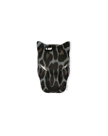 Image 1 of 2: Panther iPhone 6 Case, Leopard