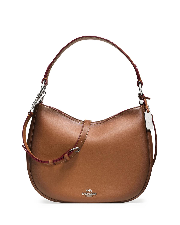 412eaa6398 CoachNomad Leather Crossbody Bag