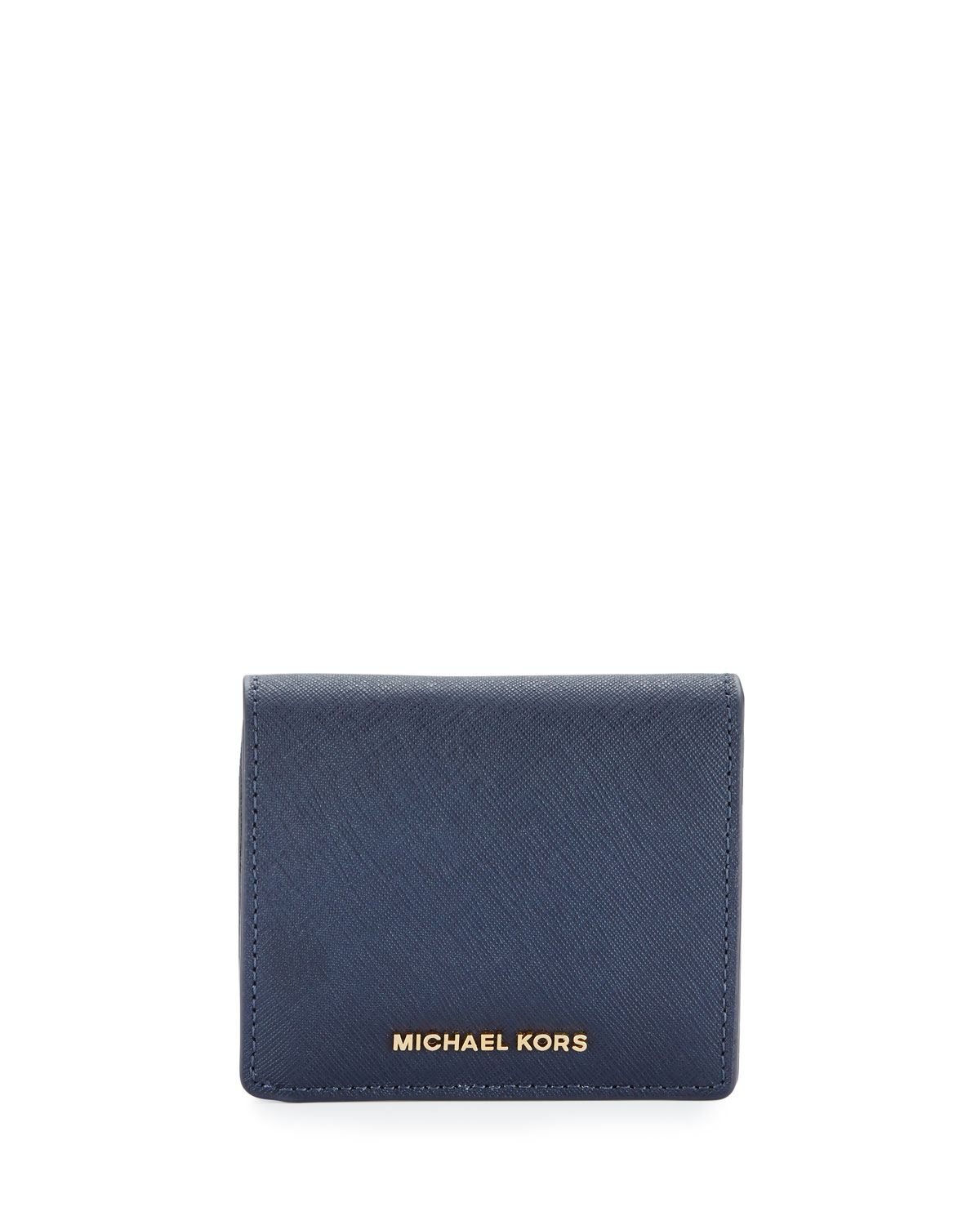 647fedd9eac2 MICHAEL Michael Kors Jet Set Travel Saffiano Carryall Card Case ...