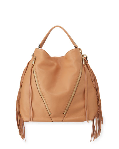chloe elsie shoulder bag medium - Fringe Bags : Hobo & Tote at Neiman Marcus