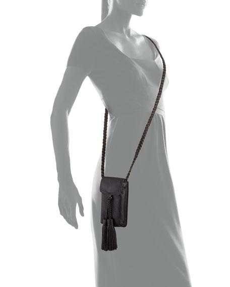 Isobel Leather Phone Crossbody Bag