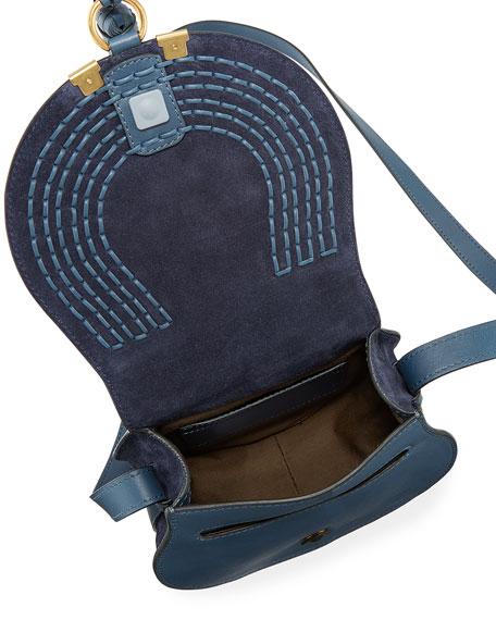 Marcie Small Suede Crossbody Bag