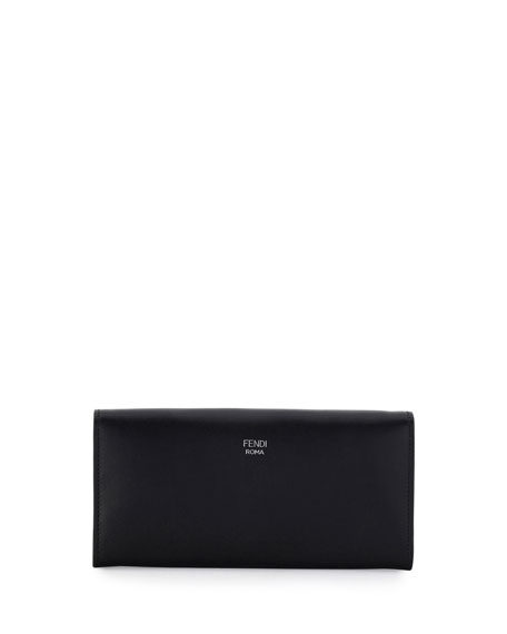 Faces Tube Wallet-on-Chain, Black