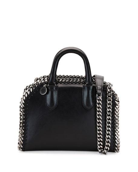 Stella McCartney Falabella Mini Box Top-Handle Satchel Bag,