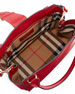 Image 2 of 3: Buckle Medium Tote Bag, Parade Red