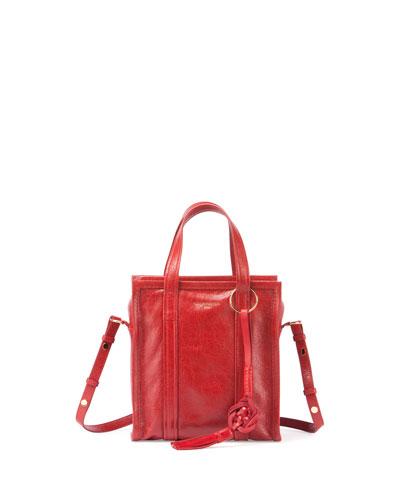 Balenciaga Bazar Chinese New Year Extra-Small Tote Bag, Red 8e52dd95c7