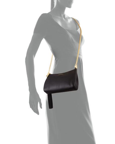 Rue Leather Crossbody Bag