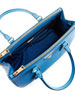 Image 2 of 4: Galleria Saffiano Double-Zip Tote Bag, Blue