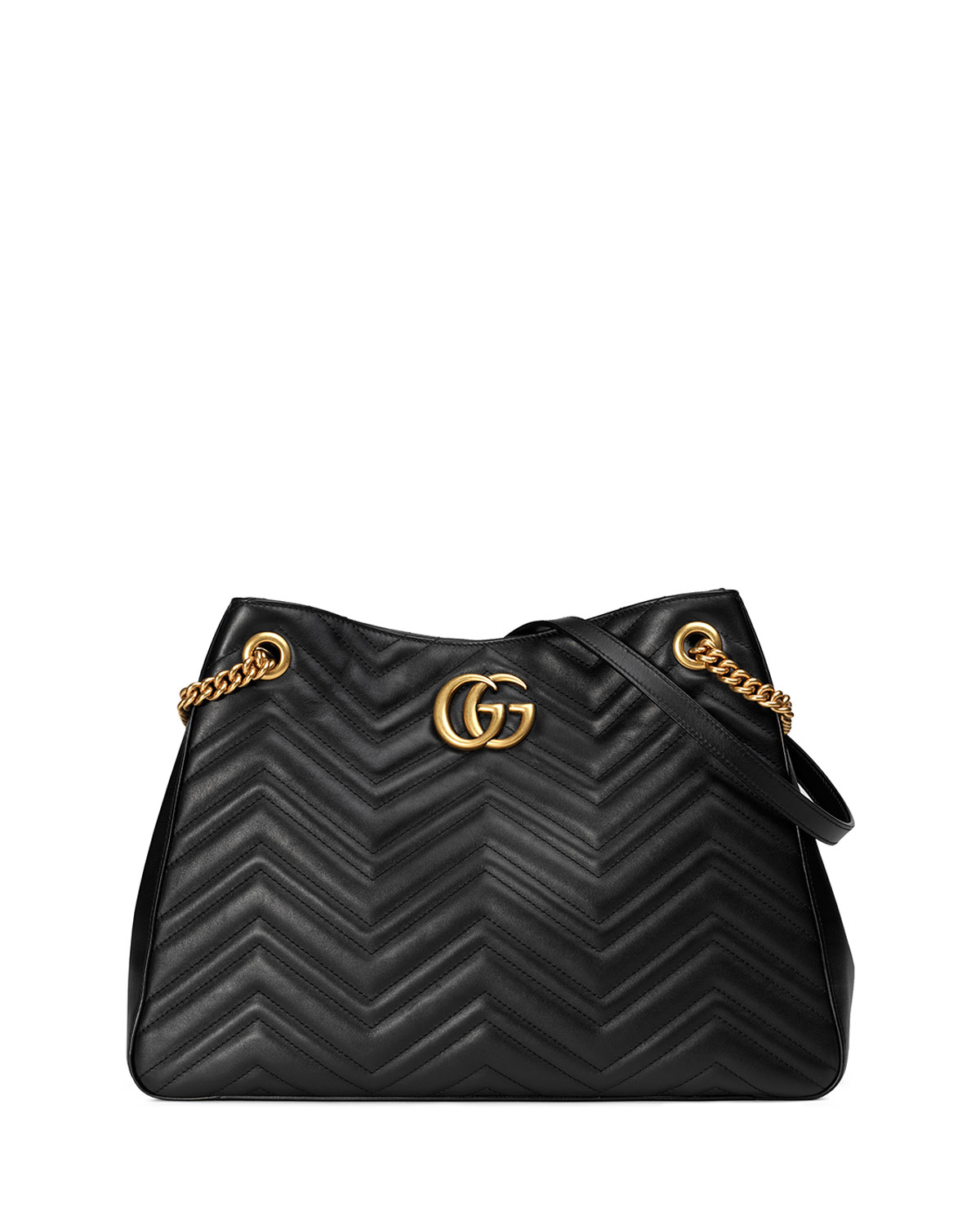 d81a08fc7cd Gucci GG Marmont Matelasse Shoulder Bag