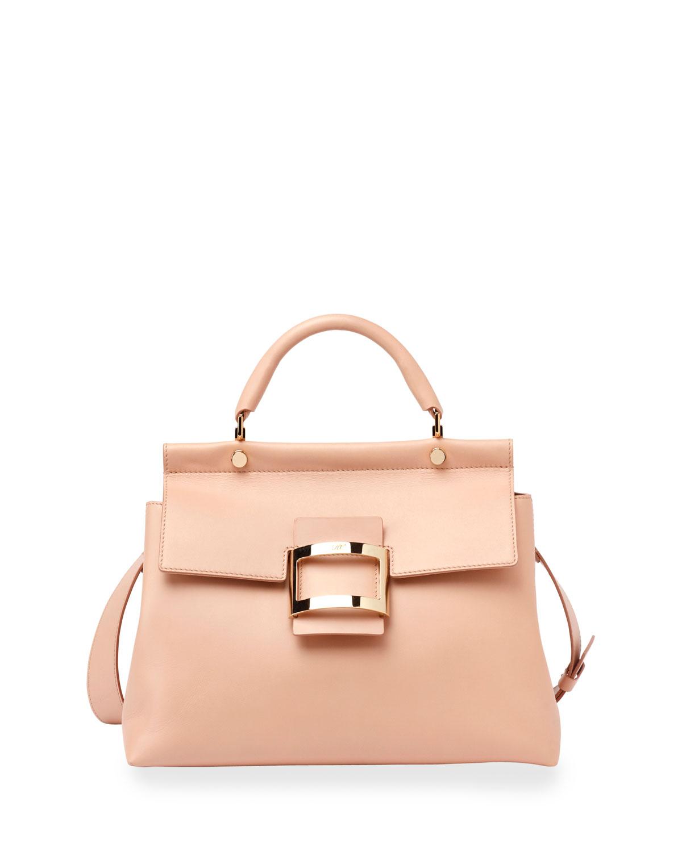812c658c0ec0 Roger Vivier Viv Cabas Medium Top-Handle Satchel Bag