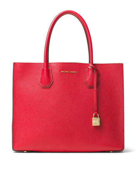 MICHAEL Michael Kors Mercer Large Convertible Tote Bag,