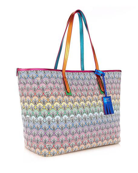 Marlborough Rainbow Tote Bag, Multi