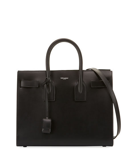 Saint Laurent Sac De Jour Small Bonded Tote