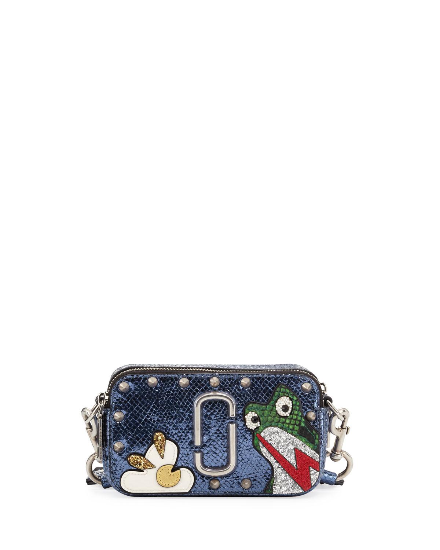 de5dad5deb85 Marc Jacobs Snapshot Frog Camera Bag