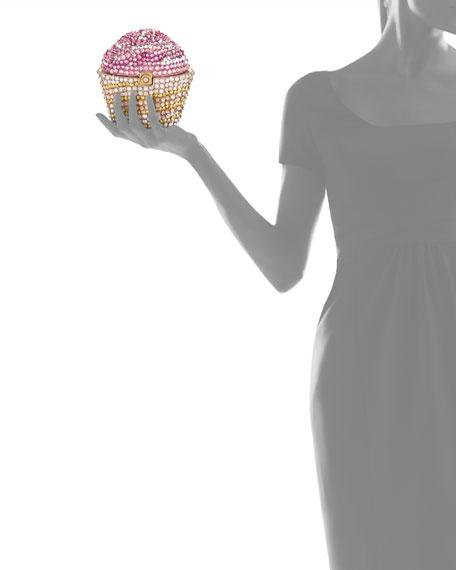 Strawberry Cupcake Pill Box