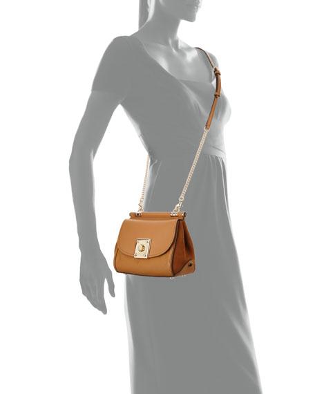 Drifter Leather Crossbody Bag
