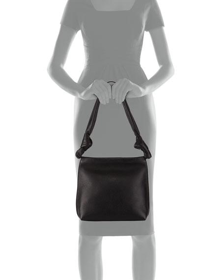 Wander Small Shoulder Bag, Black