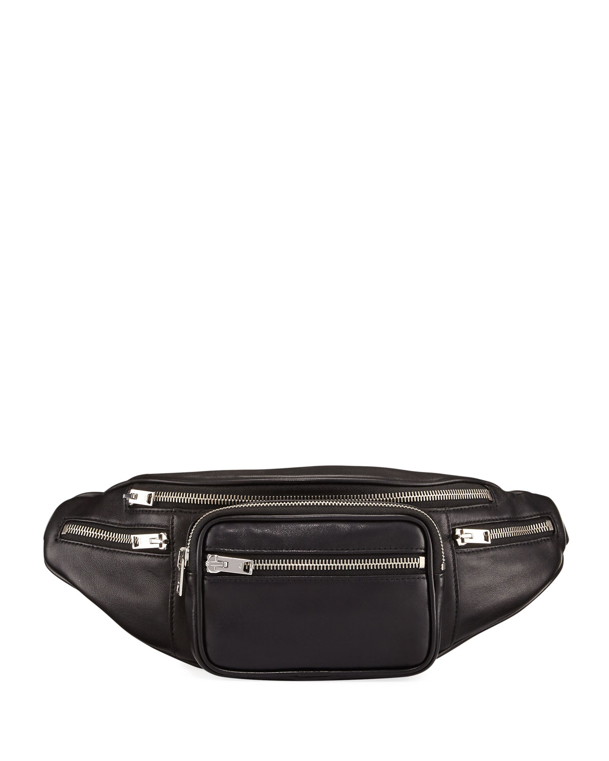 Alexander Wang Attica Washed Leather Belt Bag