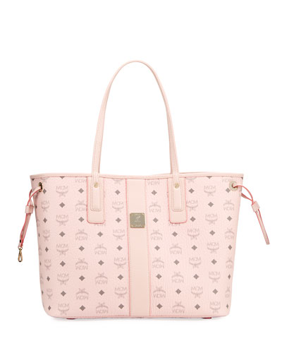 Liz Reversible Medium Visetos Tote Bag