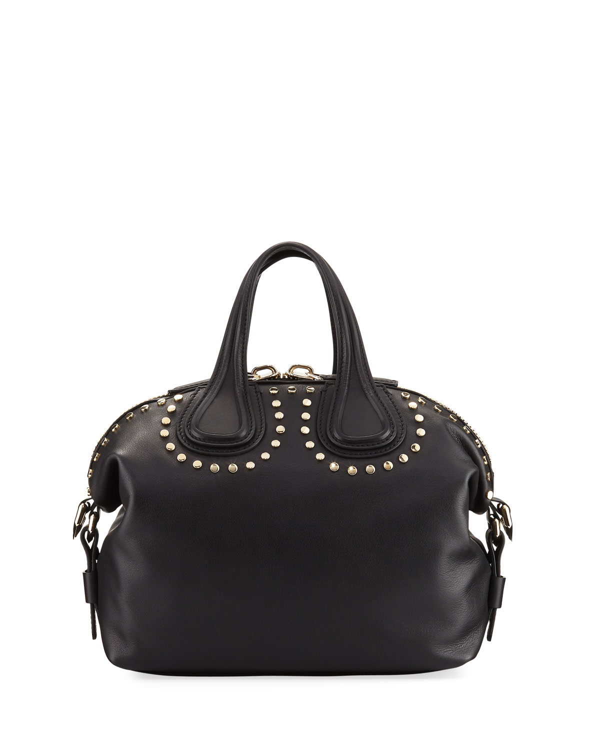 ff13d3995aa0 Givenchy Nightingale Small Studded Satchel Bag